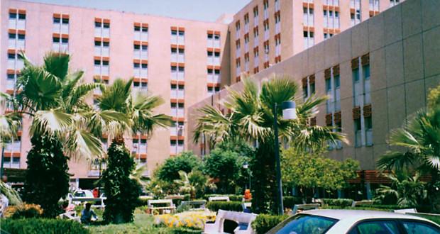 مشفى الاسد
