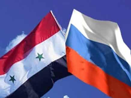 Image result for التعاون السوري الروسي