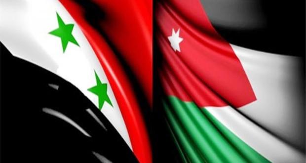 سورية والاردن
