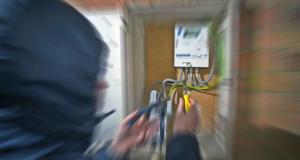 سرقة كهرباء